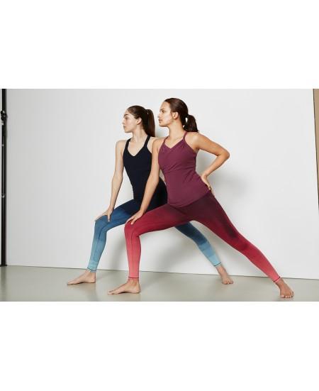 Pantalone di Yoga Tie & Dye