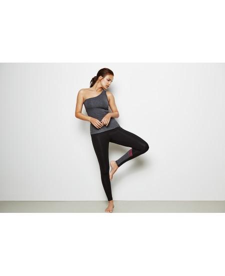 Yoga Top une épaule