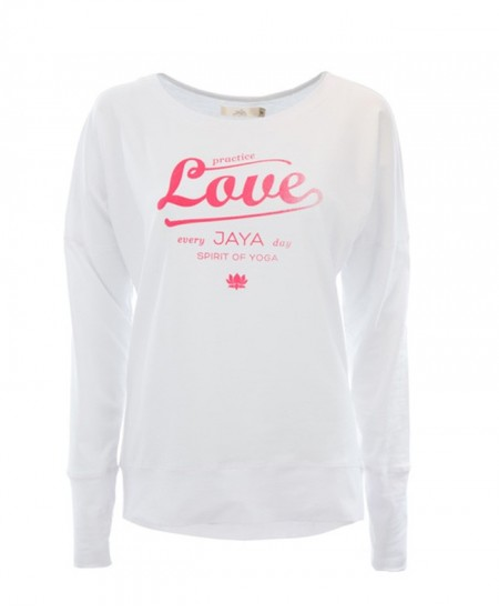 T-SHIRT Manches longues LOVE
