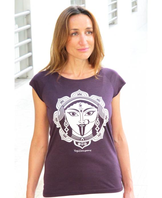 T-Shirt Kali Aubergine