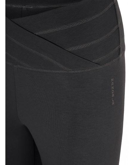 Roll Over Pants Noir (Black)