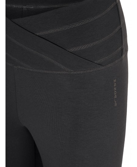 Roll Over Pants Noir (Black)