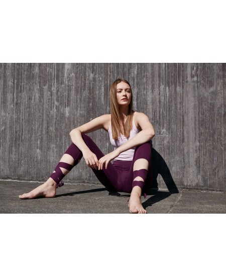 BALLET PANTS PURPLE