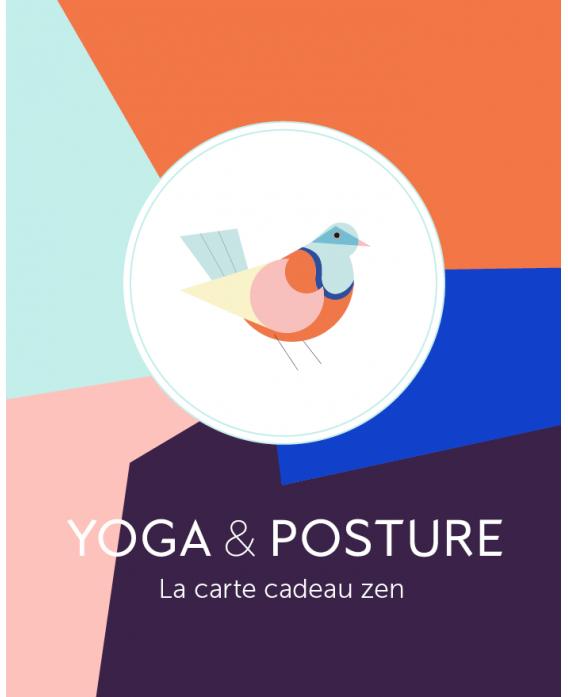 Carte Cadeau Yoga Posture E Shop Only