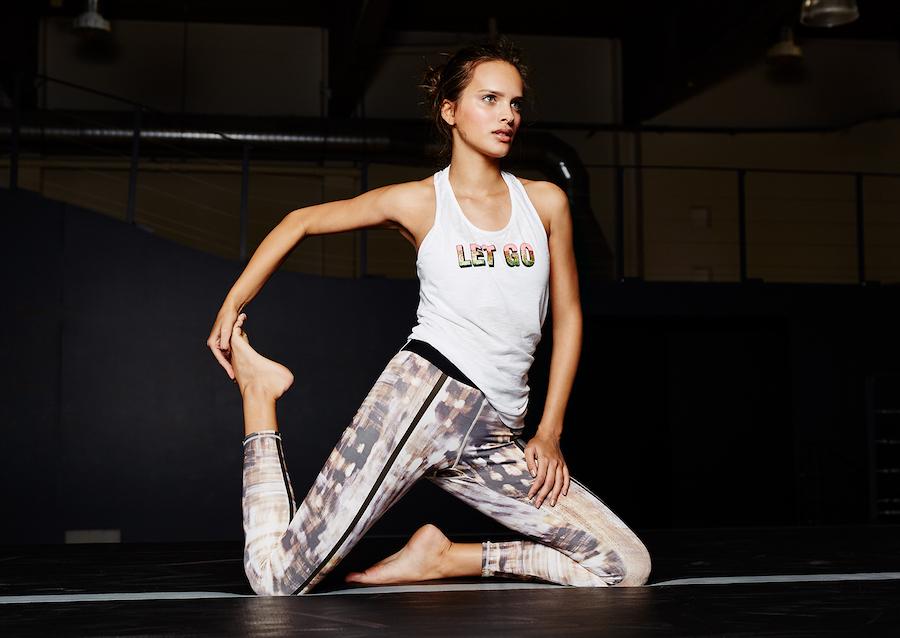 Débardeur de Yoga en Modal